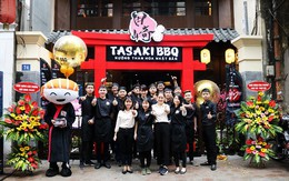 Thiên đường ẩm thực nướng than hoa Nhật Bản trên phố Bùi Thị Xuân
