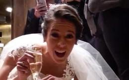 Cô dâu suýt nữa không thể có mặt ở tiệc cưới chỉ vì một lý do ai nghe cũng hoảng sợ