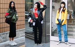 """Tạm quên những combo thời thượng, tuần qua giới trẻ Hàn chỉ diện những công thức """"cũ rích"""" mà vẫn nổi bần bật"""