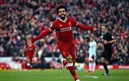 Liverpool thắng tưng bừng, soán ngôi nhì bảng của Man Utd