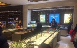 """Cửa hàng vàng, bạc tại Trung Quốc vắng khách trong ngày """"vía thần tài"""""""