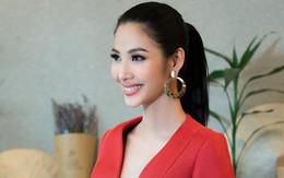 Hoàng Thùy gây chú ý khi xây nhà sau 3 tháng đăng quang ngôi vị Á hậu Hoàn vũ Việt Nam 2017