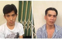 Bị truy đuổi, 2 tên cướp mang tiền án dùng dao chống trả đặc nhiệm trên phố Sài Gòn