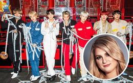 Meghan Trainor thú nhận viết nhạc cho nghệ sỹ Hàn và là fan của BTS