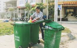 """Quá yêu Đà Nẵng, chàng trai Tây lặng lẽ nhặt rác mỗi ngày: """"Tôi không muốn thành phố này mất đẹp trong lòng du khách"""""""