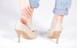 Nếu đang gặp những vấn đề sau, bạn nên tránh đi giày cao gót kẻo gây hại sức khỏe