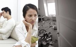 Kết hôn 3 tháng nhưng lần nào cãi nhau với vợ, chồng cũng bỏ về nhà bố mẹ đẻ, đã vậy mới đây còn khuân hết giường tủ, máy giặt theo