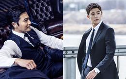 Jang Dong Gun - Park Hyung Sik bận vest là lượt, trở thành cặp quý ông đẹp nhất phim Hàn 2018