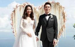 """Sau 2 năm, Lâm Tâm Như lần đầu đáp trả netizen chê bai chiếc váy cưới """"vừa xấu vừa quê"""" của mình"""