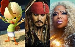 Là cả một đế chế chả bé nhỏ gì, nhưng Disney vẫn phải đỏ mặt với 8 bộ phim dở tệ dưới đây!