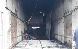 Hà Nội: Cháy lớn do chập điện, cả khu phố náo loạn phá cửa cuốn cứu người mắc kẹt