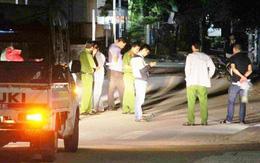 Thi thể thai nhi bỏ trong vali dưới gầm xe ô tô trên đường ở Sài Gòn