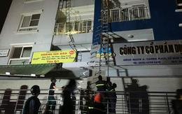 """Đại tá Lê Tấn Bửu: """"Đây là vụ cháy kinh hoàng và thiệt hại về người nặng nhất từ sau thảm họa ITC 16 năm trước"""""""