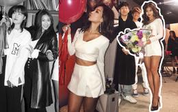 Sinh nhật sao nhí lột xác thành diễn viên nhà YG: Mời dàn idol siêu hot, nhưng body khó tin của cô mới là tâm điểm