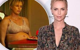2 giờ sáng còn phải ăn phô mai, Charlize Theron kiệt quệ vì tăng 22kg để làm mẹ bầu sồ sề