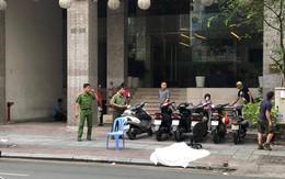 Người đàn ông ngoại quốc gieo mình tử vong ở khách sạn trung tâm Sài Gòn