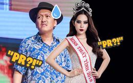 Lý do gì khiến Trường Giang cho rằng mình đang bị lôi kéo vào chiêu trò PR của Nam Em?
