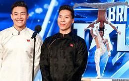 """Khán giả Việt xúc động và tự hào về phần trình diễn của """"hoàng tử xiếc"""" Quốc Cơ - Quốc Nghiệp tại """"Got Talent Anh"""""""