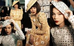 Chẳng cần bàn cãi, đây là màu son siêu hot tại tuần lễ thời trang quốc tế Việt Nam Xuân Hè 2018