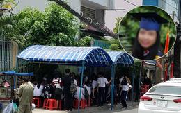Nghẹn ngào đám tang cô giáo trường Võ Thị Sáu bị nam đồng nghiệp sát hại: Gia đình, học sinh bật khóc nức nở
