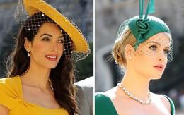 """Ngắm thời trang tại đám cưới hoàng gia mà bỏ lỡ 15 chiếc mũ tinh xảo này thì bạn đã bỏ qua """"đặc sản"""" rồi"""
