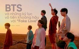 """BTS và những kỷ lục vô tiền khoáng hậu với """"Fake Love"""" sau 24 giờ trở lại"""