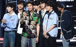 Lần thứ 2, BTS lập nên kỳ tích khi vượt mặt Justin, Ariana và loạt sao để đoạt giải Billboard Music Awards!