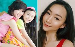 Sau 8 năm, không ai nghĩ em gái Băng Di giờ đã xinh đẹp thế này!