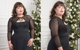 """""""Sắc đẹp ngàn cân"""" – Người phụ nữ hơn 100kg khiến người ta phải nhìn nhận lại về cái đẹp"""