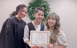 Tomboy Tô Trần Di Bảo đã kết hôn hợp pháp với bạn gái tại Mỹ