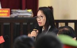 """Nữ luật sư bào chữa bác sĩ Hoàng Công Lương bật khóc giữa toà: """"Tôi uất ức vì công lý không được thực thi"""""""