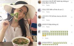 Fan Việt tiếp tục khủng bố khi Hyoyoung khoe hình ăn phở tại Đà Nẵng: Tìm lại công lý hay dần trở nên quá đà?