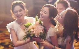 Lý do vì sao bó hoa cưới của Chung Hân Đồng không được tung lên khiến nhiều người xúc động