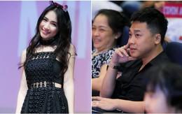 Bạn trai thiếu gia cùng Hòa Minzy ra Hà Nội, chăm chú ngồi theo dõi người yêu trong buổi offline