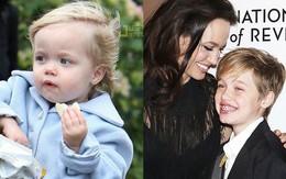 Quá trình từ em bé xinh xắn thành cô nàng tomboy của Shiloh - con gái ruột Angelina Jolie và Brad Pitt