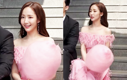 """Đẳng cấp mỹ nhân """"dao kéo thành công nhất lịch sử Kbiz"""" Park Min Young: Đẹp xuất sắc mà chẳng cần photoshop"""