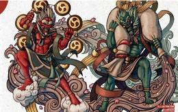 """Nhật Bản - Nền văn hoá """"vạn vật đều là Thần"""""""