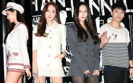 Dàn sao sang chảnh nhất YG, SM kéo nhau dự sự kiện: Jennie (Black Pink) lộ vòng 3, Jessica và Krystal quá xuất sắc