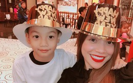 """Gương mặt ngày càng """"sao y"""" bố Cường Đô La nhưng Subeo lại giống hệt mẹ Hà Hồ ở điểm này"""