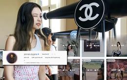 Instagram mới mở được 1 tuần, ảnh của Jennie (Black Pink) có gì hot mà toàn triệu view mỗi tấm?