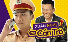 """""""Mr Cần Trô""""- anh chàng CSGT đang chiếm spotlight trên MXH: Con gái chủ động quá... mình sợ"""