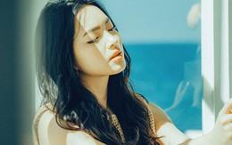 Châu Bùi bất ngờ đẹp dịu dàng, hoá thân thành nàng thơ tình tứ bên Quang Đại