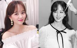 """Sao nhí """"Mặt trăng ôm mặt trời"""" một thời Kim So Hyun ngày càng xinh, nhưng ai ngờ lại đẹp đến mức này!"""