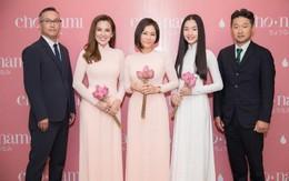 Thu Minh, Phương Lê, Ngọc Trân làm đại sứ thương hiệu mỹ phẩm Nhật dành cho người Việt