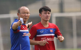 """Tuyển Việt Nam bổ sung Minh Vương và 5 """"sao mai"""" chuẩn bị cho Asian Cup 2019"""