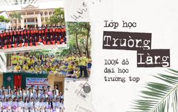 Những lớp học siêu giỏi ở Nghệ An, Hà Tĩnh: Học trường làng nhưng cả lớp đậu đại học, năm nào cũng thủ khoa trường top