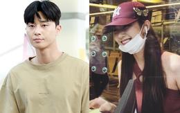 """Quyết cùng nhau đi du lịch với đoàn làm phim """"Thư Ký Kim"""", Park Seo Joon và Park Min Young lại bị mỉa mai vì lý do này"""