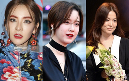 Những màn tuột dốc mỹ nhân Hàn chỉ muốn giấu nhẹm: Kẻ lộ mặt đơ cứng, tường thành bị bóc mẽ photoshop