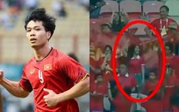 Đã là tình cũ, Hoà Minzy vẫn quẩy tưng bừng trước bàn thắng của Công Phượng trên sân Indonesia chiều nay