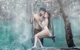 """Nam người mẫu chụp cùng Á hậu Thư Dung trong bộ ảnh phản cảm tại Tuyệt Tình Cốc Đà Lạt: """"Tôi không lo lắng khi công an vào cuộc, vì đó là nghệ thuật"""""""